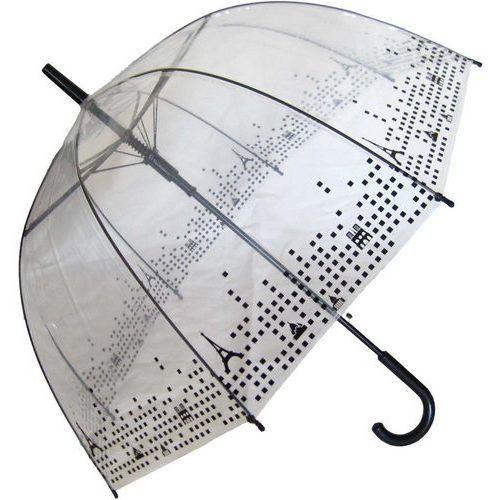 Parapluie cloche transparent paris - Parapluie cloche transparent isotoner ...